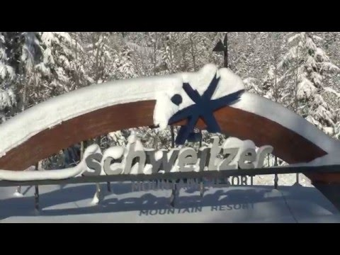 2015/16 Schweitzer Mountain Resort Winter Edit