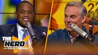 Clippers picked up a pro in Marcus Morris, talks 76ers & LeBron — B.J. Armstrong | NBA | The Herd