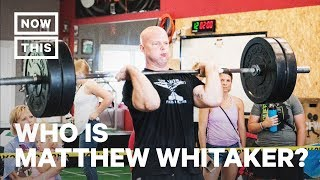 Who Is Matthew Whittaker? Narrated by Hayes Davenport | NowThis