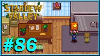 Stardew Valley - Day 86: Filling the Vault