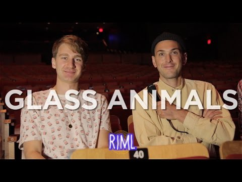 Glass Animals on Records In My Life
