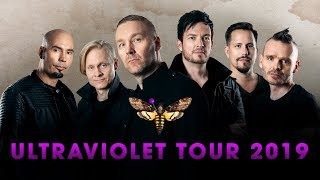 Poets of the Fall - Ultraviolet Tour 2019