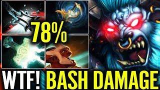WTF CARRY BARATHRUM New Cancer Max 78% Greater BASH Dmg Craziest Spirit Breaker Dota 2 Gameplay