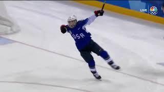 Jocelyne Lamoureux shootout goal against Canada