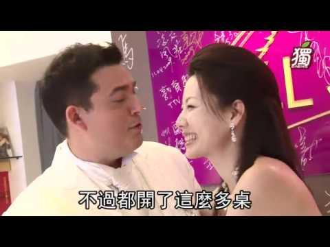 丁寧元旦辦婚宴‧全家福試婚紗∥蘋果日報 - 20111130