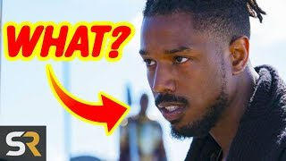 Black Panther Plot Holes That Slipped By Fans