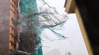 Typhoon Mangkhut - Most intense typhoon in Hong Kong EVER