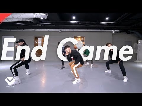 Taylor Swift - End Game  Dance Choreography.Jin_C Urban Class by LJ DANCE