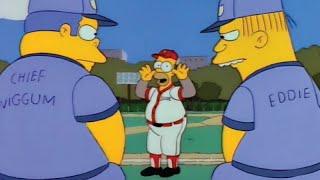 Homer at the Bat | Dark Simpsons