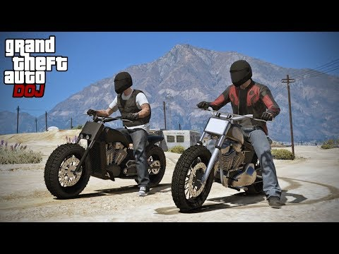 GTA 5 Roleplay - DOJ 270 - Deadly Bikers (Criminal)