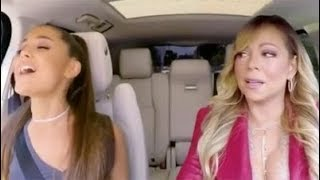 Mariah Carey and Ariana Grande Carpool Karaoke!
