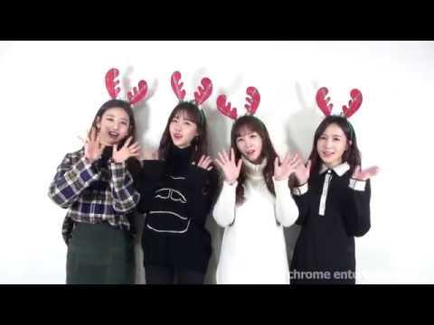 크레용팝의 Merry Christmas!!