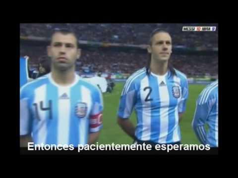 Seleccion Argentina 2010 Waving Flag