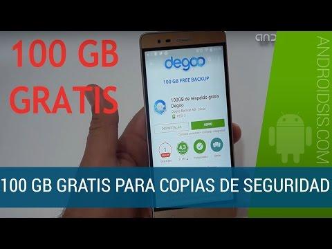 100 Gb de almacenamiento en la nube gratis para copias de seguridad de tu Android