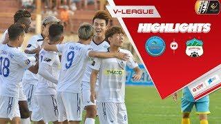 Thắng đậm 4-1, HAGL khởi động mùa giải ấn tượng | VPF Media