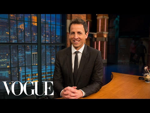 73 Questions with Seth Meyers