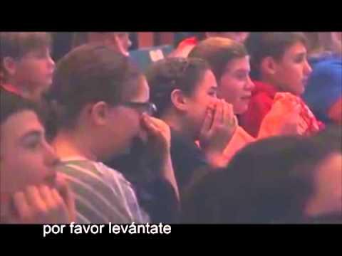 El video que hiso llorar a todos los alumnos de un salon de clases Sub-Español