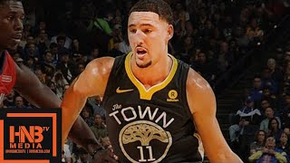 GS Warriors vs New Orleans Pelicans Full Game Highlights / Week 6 / 2017 NBA Season