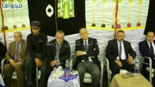 بالفيديو : محافظ القليوبية يقدم واجب العزاء لأسرة شهيد القوات المسلحة ...