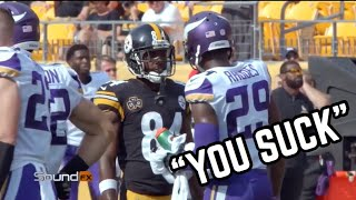"NFL ""Funniest Mic'd Up"" Moments of All Time"