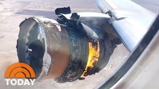 FAA Grounds Some Boeing 777 Aircraft After Engine Caught Fire | TODAY