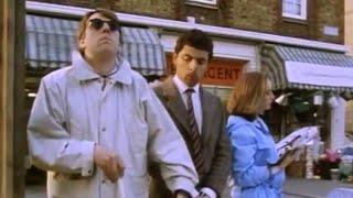 Bus Stop | Special Scene | Classic Mr Bean