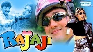 Rajaji 1999 (HD) - Govinda - Raveena Tandon - Superhit Comedy Film