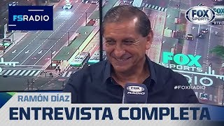 Ramón Díaz en FOX Sports Radio