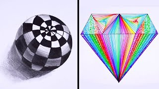 13 Drawing Tricks To Draw Like A Pro