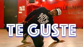 Jennifer Lopez & Bad Bunny - Te Guste - JR Taylor Choreography