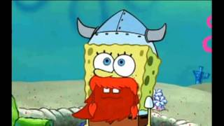 Happy Leif Erikson Day [Spongebob]