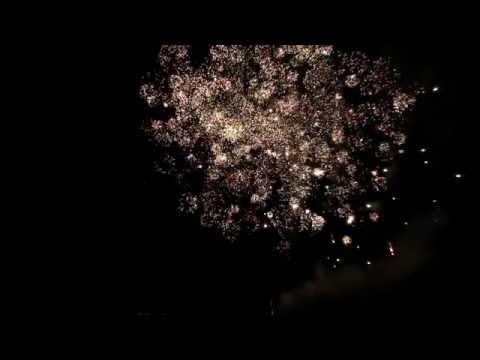 Alchemy Fireworks at RAF Croughton