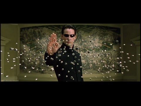 Epic Movie Scenes: The Matrix Reloaded Chateau Fight Scene
