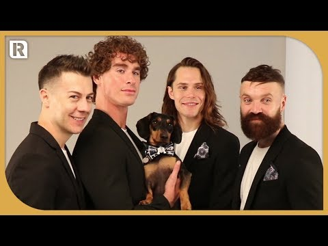 Don Broco Interview: Behind The Scenes At Their Rock Sound Awards Cover Shoot