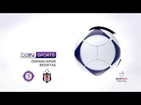 Osmanlıspor FK 2 - 3 Beşiktaş #Özet