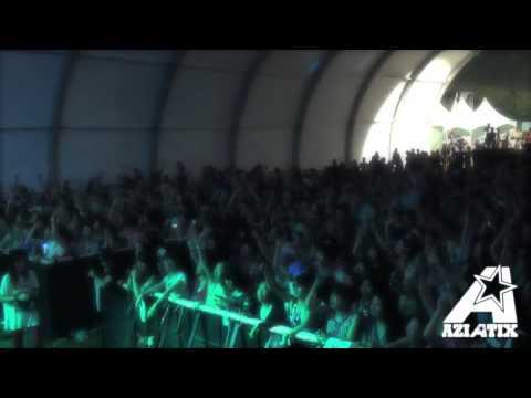 [AZIATIX] Aziatix at 2011 Jisan Valley Rock Festival