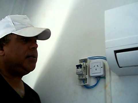 Como instalar una maquina de aire acondicionado for Maquinas de aire acondicionado baratas