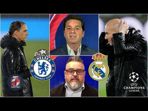 CHAMPIONS Real Madrid vs Chelsea. El equipo de Zidane está vivo, pero dejó dudas   Fuera de Juego