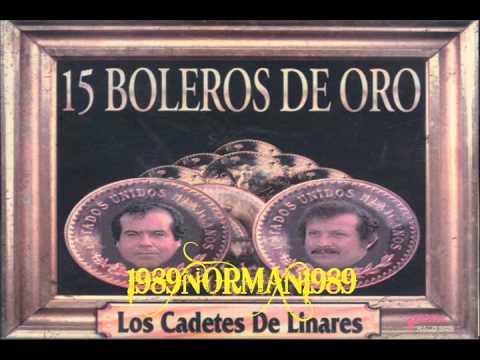 Los Cadetes De Linares - 15 Boleros De Oro