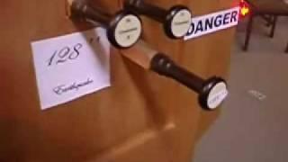 Dangerous Organ Sound: Pipe Organ with 128' register (OV)