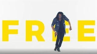 Nyashinski - Free (Official Music Video) [SMS 'Skiza 7500487' or 'Skiza 7500508' to 811]