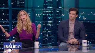 """Ann Coulter vs Hasan Piker on """"The Issue Is:"""" with Elex Michaelson"""