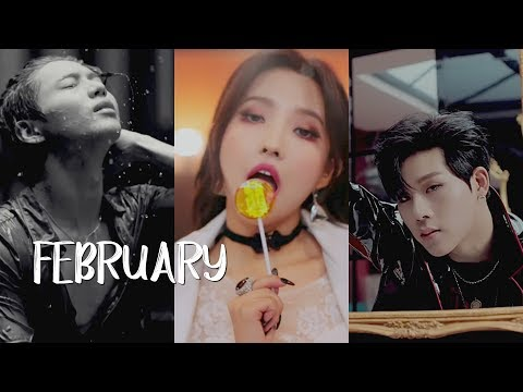 60 OF THE BEST KPOP SONGS IN 2019!  - FEBRUARY