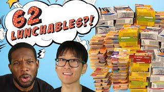 Adults Eat Only Lunchables For A Week