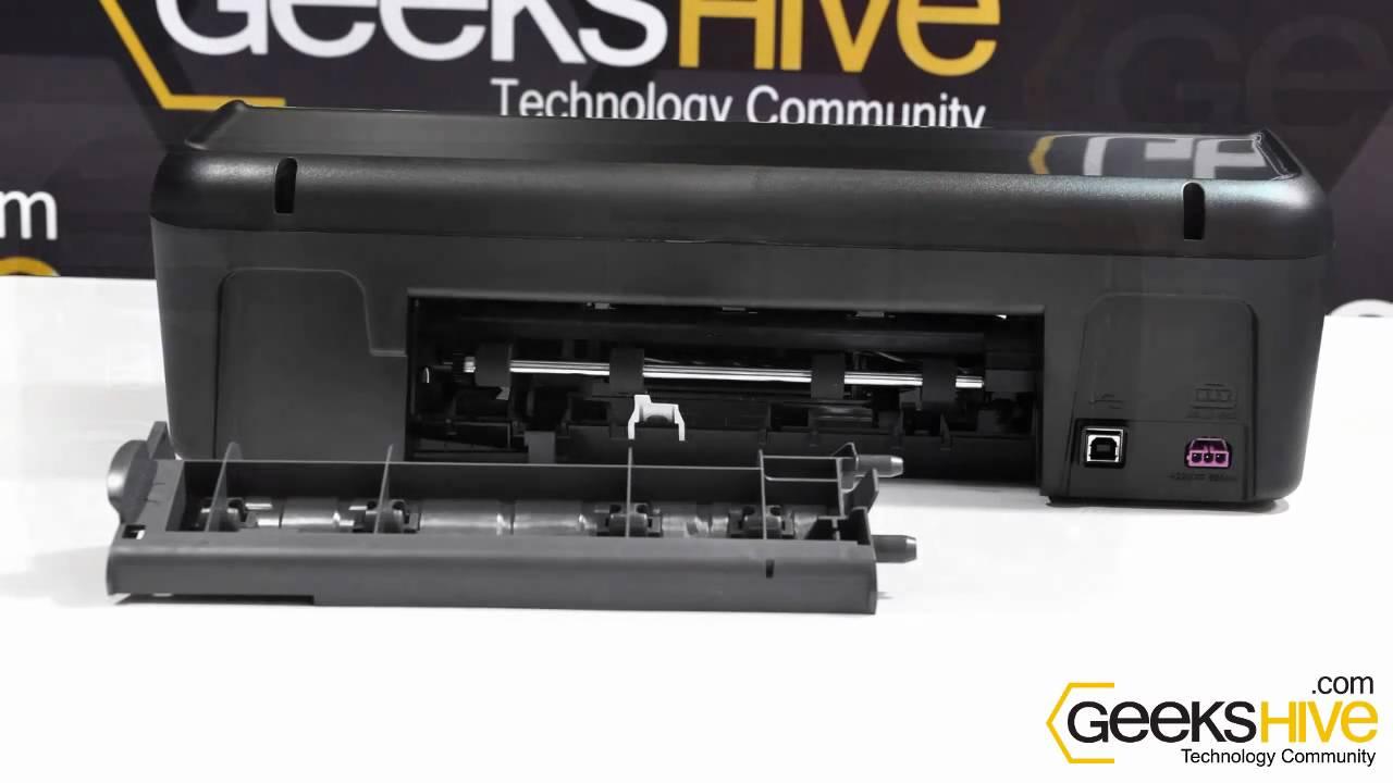 Download driver impresora hp deskjet 840c