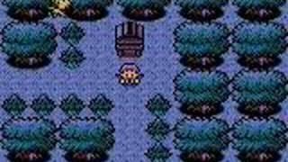 Celebi Encounter (Pokemon Crystal)
