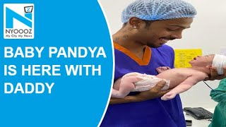 Hardik Pandya's Eid gift, shares first full photo of baby ..
