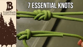 7 Essential Knots You Need To Know