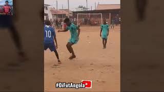 Os Dribles Provocativos + Lisos | Oi Fut Angola