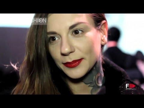 PALSONKIFOT Kiev Fashion Week Autumn Winter 2015 by Fashion Channel